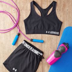 """""""Jump"""" back into a healthy routine with the right gear from @underarmour. #ruleyourself #iwill #bontonuniversity"""