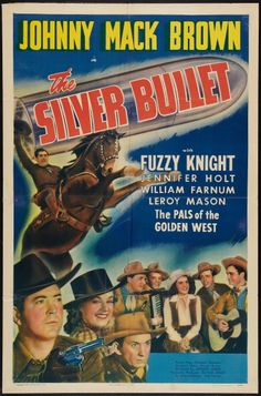 """Movie Posters:Western, The Silver Bullet (Universal, 1942). One Sheet (27"""" X 41"""").Western.. ... Image #1"""