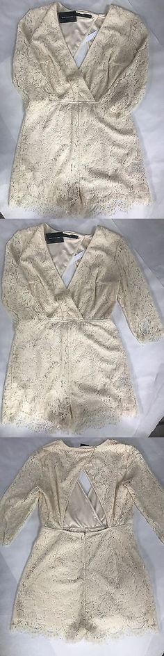 180e0e7c8c5 Jumpsuits And Rompers  2 Pcs Women Long Sleeve Lace Clubwear Playsuit  Bodycon Party Jumpsuit Romper -  BUY IT NOW ONLY   34.99 on eBay!