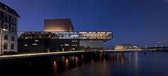Lundgaard & Tranbjerg | Royal Danish Playhouse | Copenhagen, Denmark