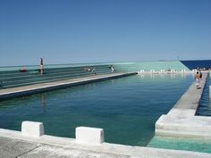 "Image 6 of 7 from gallery of Australia to Highlight ""The Pool"" 2016 Venice Biennale. Photograph by Terry Rich Australia Newcastle Beach, Newcastle Nsw, Australia Living, Australia Travel, Beautiful World, Beautiful Places, Venice Biennale, Swimming Holes, Travel Images"