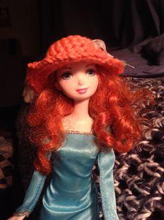Barbie doll sunhat!