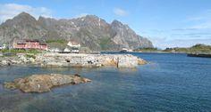 Iles Vesteralen et Lofoten, randonnée en Norvège