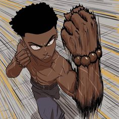 Black Cartoon Characters, Manga Characters, Cool Art Drawings, Art Sketches, Character Concept, Character Art, Arte Black, Arte Hip Hop, Dope Cartoon Art