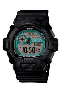 G-Shock 'Glide Color' Digital Watch, 55mm available at #Nordstrom