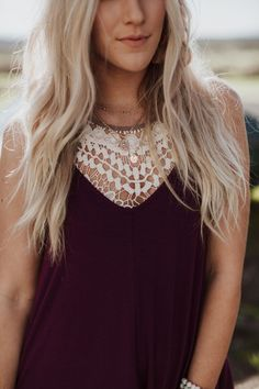 9cb201fc86e832 A beautiful crochet high neck bralette to wear under all your favorites.  The crochet boho