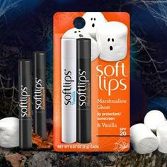 Call me crazy...but I REALLY want the Marshmallow Softlips (at Target sometime this week).