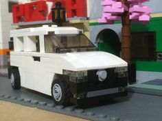 Introducing the latest edition to the shop: a 2016 Mercedes-Benz Metris! A five wide build took me about 6 hours to build... We'll be using the Metris to haul around some small stuff occasionally and also just to have in case of emergency. ______________________________________________  Feedback is always welcomed!  Use #jcbricks for a chance to be featured! ______________________________________________ #bricknetwork #samasabi #stance #toyography #lego #legocar #camber #brickpix…