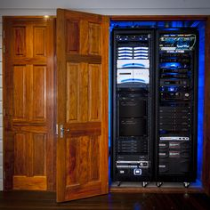 3 Structures 1 Integrated System_Rack