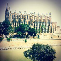 Majorca, Villa, Painting, Art, Art Background, Painting Art, Kunst, Paintings, Gcse Art