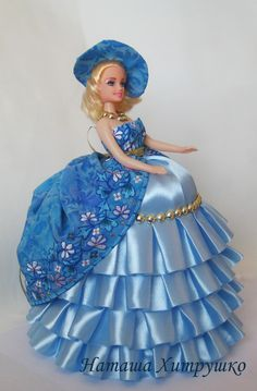 (28) Одноклассники Barbie Gowns, Easter Stuff, Fairy Birthday, Angles, Dolls, Crafts, Handmade, Handbag Cakes, Paper Puppets