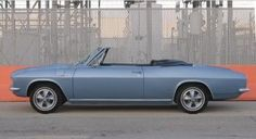 My first car a 1966 Corvair Monza Convertible, I loved it!