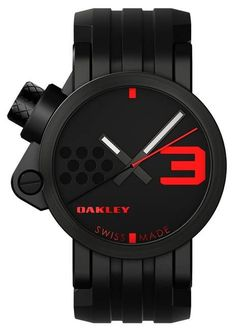 Great Oakley watch !