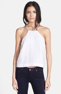 Milly Crop Top | Nordstrom