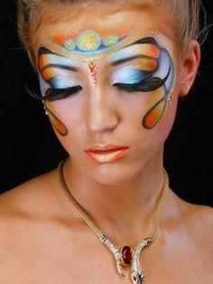 Фотографии  ОБУЧЕНИЕ  (парикмахерское искусство, визаж, BODY и FACE- ART,  имидж и стиль).