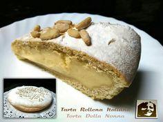 Tarta Rellena Italiana