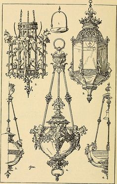 "Image from page 388 of ""Handbook of ornament; a grammar of art, industrial and architectural designing in all its branches, for practical as well as theoretical use"" (1900) 