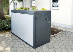 AGON Fahrradbox - Gronard Fahrradständer Überdachungen Stadtmobiliar