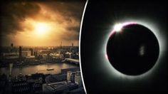 """Great American Solar Eclipse on Aug, 21, 2017, Cult of the Black Sun and the Opening of the Abyss in Revelation 9 Prepare Yourself For The """"Big One"""" In August 2017 - News Prepper"""
