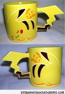 Pra quem gosta de Pokémon e café, olha só!