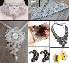 lace jewerly