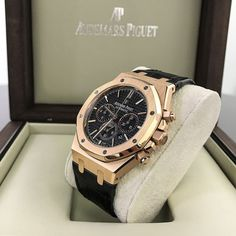 Audemars Piguet Royal Oak Chronograph in Rose Gold Would U rock it? $27700