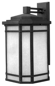 Hinkley Lighting Cherry Creek Large Outdoor Wall Lantern LED
