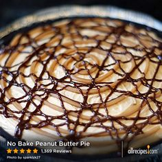 """""""This pie is the best. I have a family of peanut butter addicts and this is a necessity for us."""" - Navy_Mommy"""