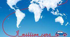 A ALD Automotive atinge o milhão de viaturas a circular