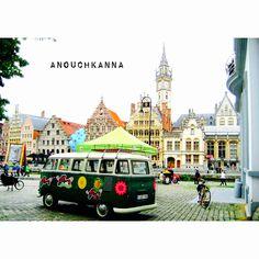Gent/Gand, Belgium Anouchkanna 's shots. Check her gallery on Instagram!