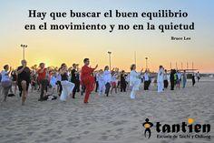 verano 2015 - Playa Malvarrosa Valencia - Escuela Tantien