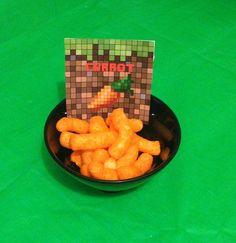 Ideas súper fáciles para Minecraft party