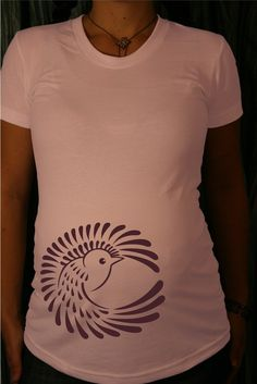 someday...don't get any ideas...Maternity Tshirt (Sparrow) $24