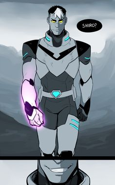 """Edu Lopez på Twitter: """"im so thirsty for galra controlled shiro i hope we see…"""