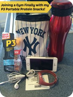 First Time Mom and Losing It: Joining a Gym Finally with my P3 Portable Protein Snacks! #shop #portableprotein