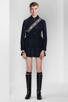 Christian Dior Pre-Fall 2020 Fashion Show - Vogue Christian Dior, Tadashi Shoji, Herve Leger, 2020 Fashion Trends, Fashion 2020, Zac Posen, Dior Fashion, Runway Fashion, Vogue Paris