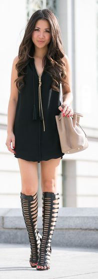 Gladiator Inspiration Outfit by Wendy's Lookbook