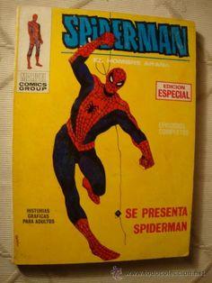 VERTICE MARVEL COMIC SPIDERMAN SPIDER-MAN VOL.1 Nº 1 RQ MUY DIFICIL EXCELENTE ESTADO COMO NUEVO!!!!
