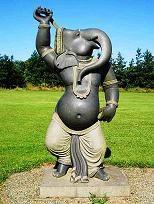 Indian Sculpture Park, Ireland