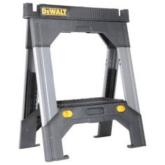 Adjustable Metal Legs Sawhorse