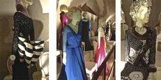 Tiendas  Los diseños de Valentino empezaron a popularizarse, sus diseños femeninos, cuidados y lejanos a los andrógino y exuberante cautivaron a la clientela de la época.