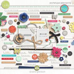 Archetype {Elements} by Sara Gleason