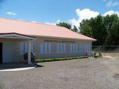 Kingdom Hall in Falmouth, Jamaica
