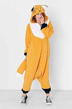 Kigurumi Fox Costume