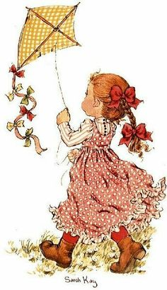 Holly hobby sarah kay on pinterest holly hobbie sarah for Housse de couette sarah kay