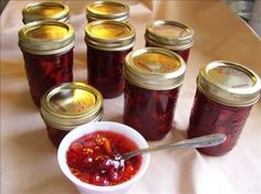 Cranberry Marmalade. Photo by NoraMarie