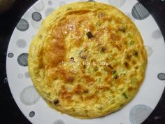 NO SOY UN BLOG DE COCINA: Tortilla de ajos tiernos Tortillas, Quiche, Breakfast, Spanish, Recipes, Torte Recipe, Vegetables, Cooking Recipes, Sweet Treats
