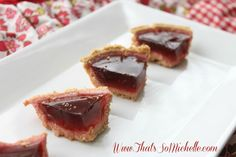 That's so Michelle...: Cherry Pie Jello Shots
