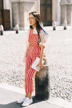 MFW Street Style | Architect's Fashion
