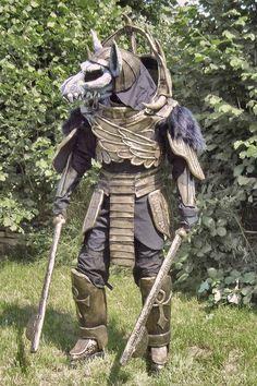 LARP Costume Ideas - Monsterbau-27R4Variante2IS7